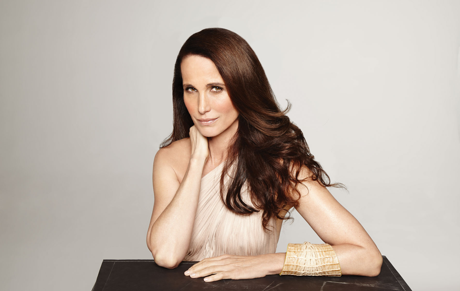 Andie Macdonald annie macdowell on maintaining her sex symbol status into