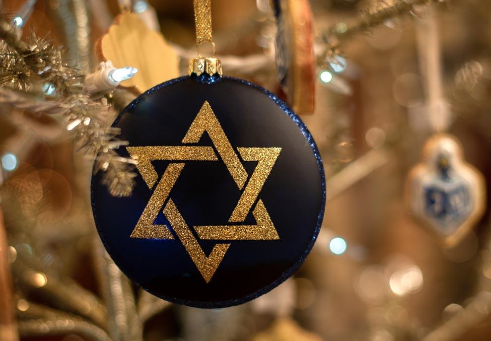 Christmas and Hanukah