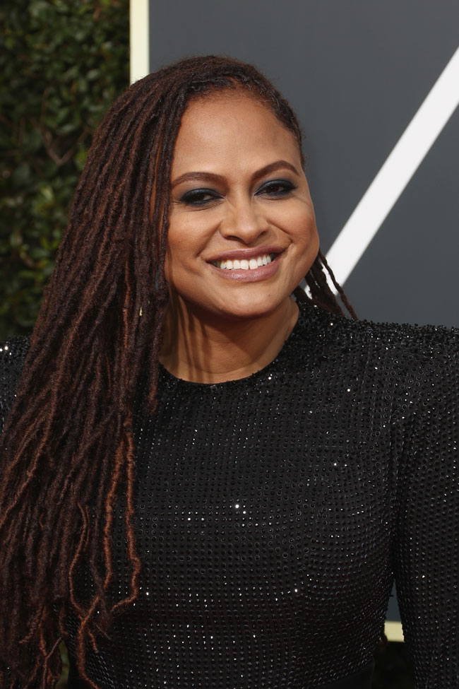 How To Get Ava Duvernay S Smoky Eye Makeup Look Everything Zoomer