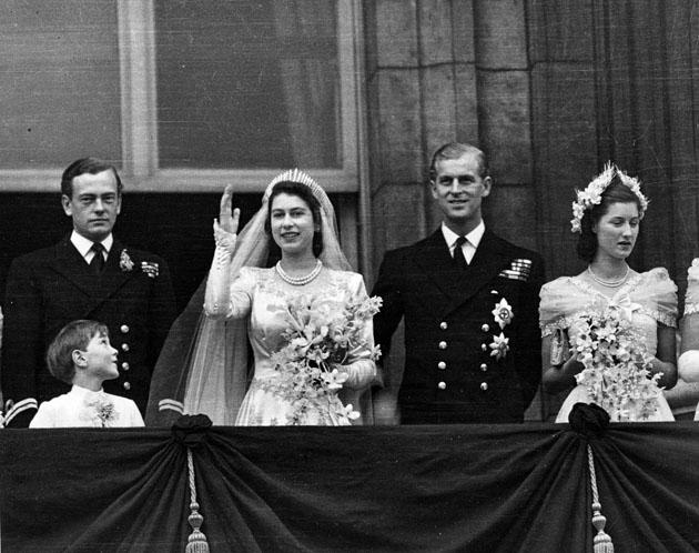 Cheers Queen Elizabeth Amp Prince Philip Celebrate 70 Years