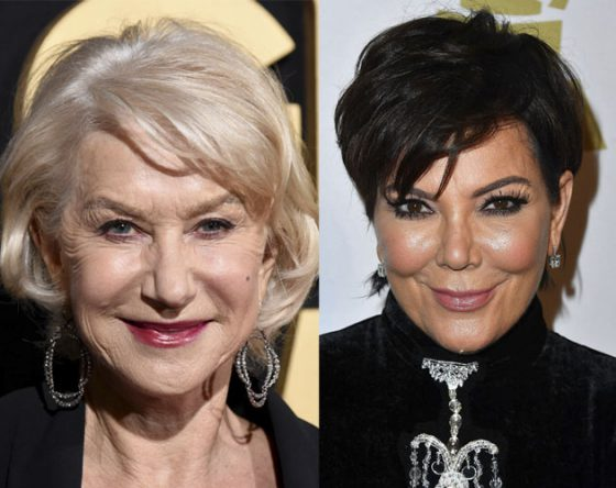7 Celeb-Inspired Hairstyles For Women Over 50