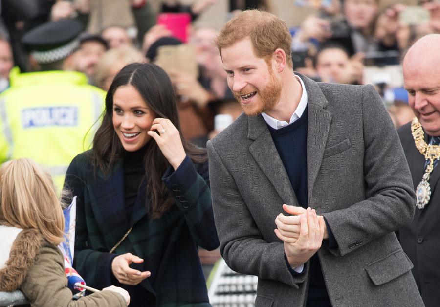 Meghan Markle Anthrax Scare