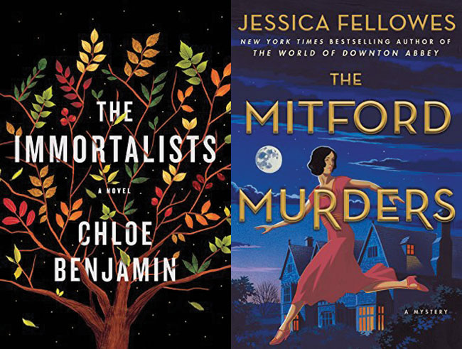 Books: Immortalists and The Mitford Murders