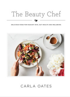 Cover of The Beauty Chef by Carla Oates