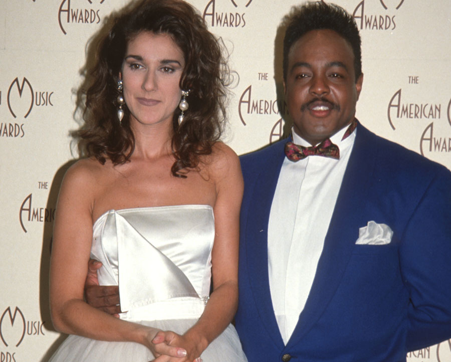 Celine Dion and Peabo Bryson