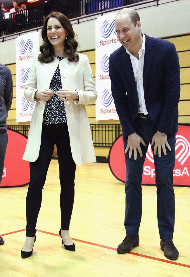 Duchess of Cambridge maternity leave