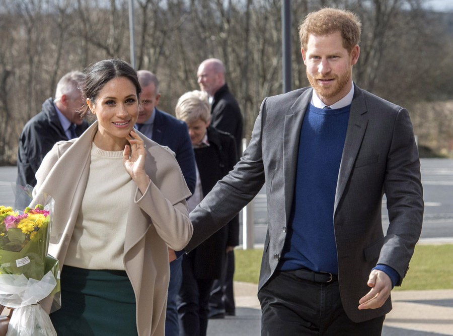Meghan Markle in Northern Ireland