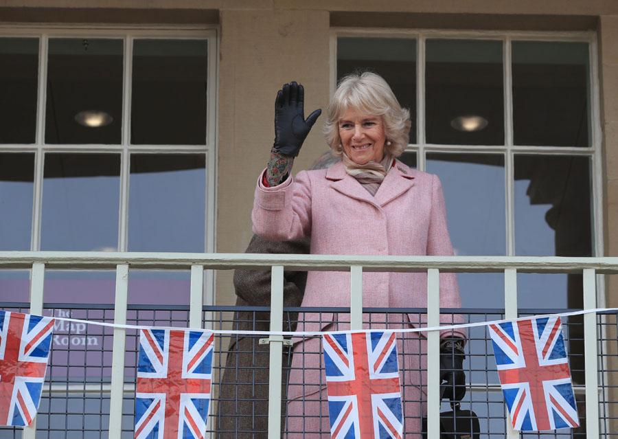 Queen Camilla?