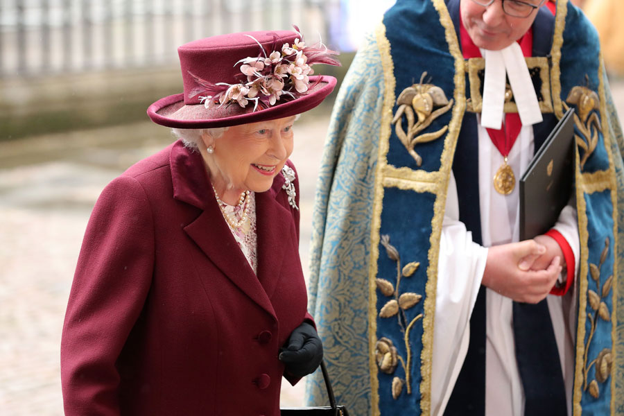 Queen on Commonwealth Day 2018