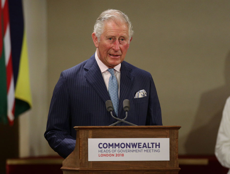 Prince Charles Head of Commonwealth