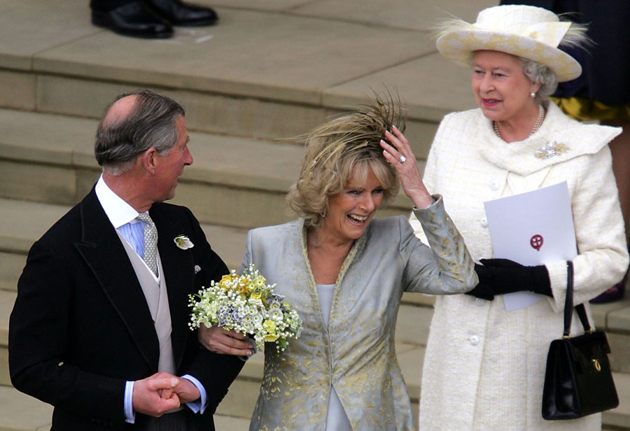 Prince Charles and Camilla Parker-Bowles' wedding