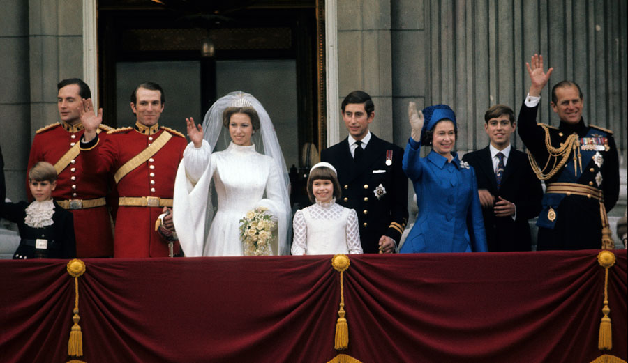 Royal Wedding, Princess Anne