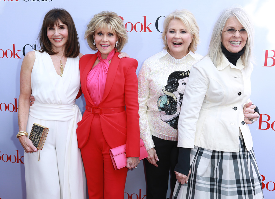 the next chapter mary steenburgen talks about new film book club