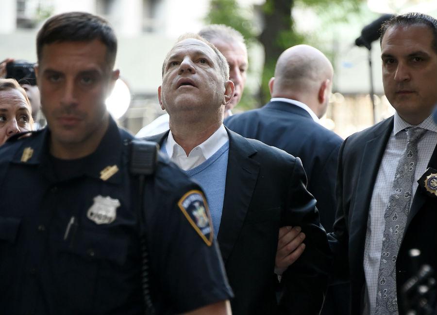 Harvey Weinstein is arrested in New York.