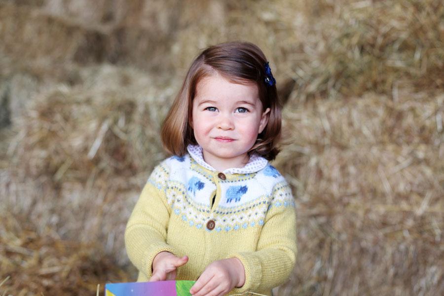Happy 2nd Birthday, Princess Charlotte!