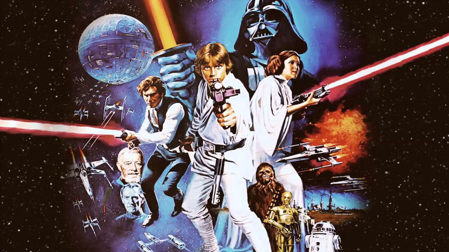 Star Wars Day, May the Fourth