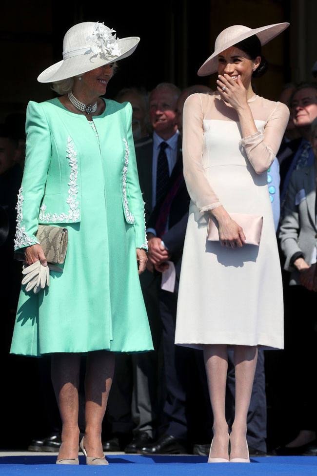 Duchesses of Cornwall and Sussex