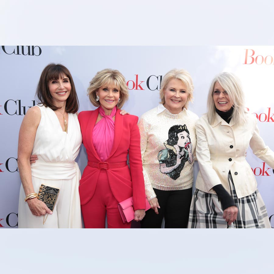 Grown Ups Do It Better Red Carpet Style At The La Book