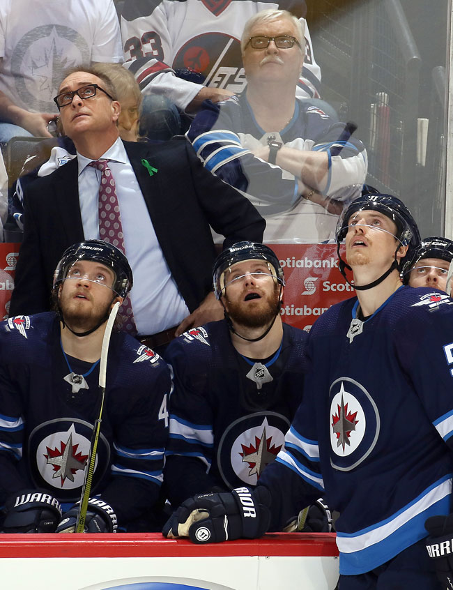 Winnipeg Jets Coach players