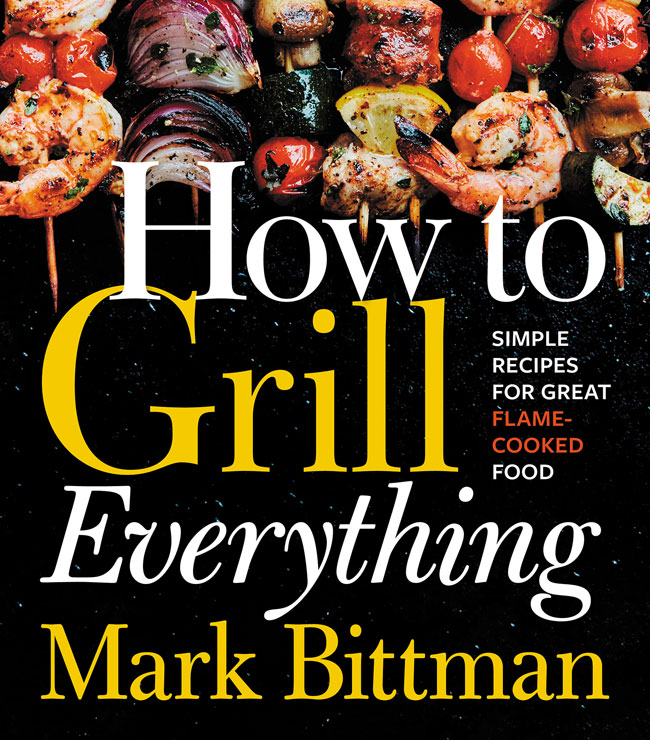 How to Grill Everything by Mark Bittman book cover