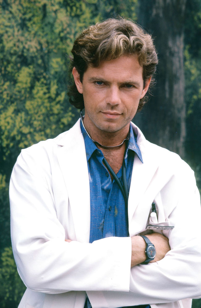 Bruce Greenwood on St. Elsewhere