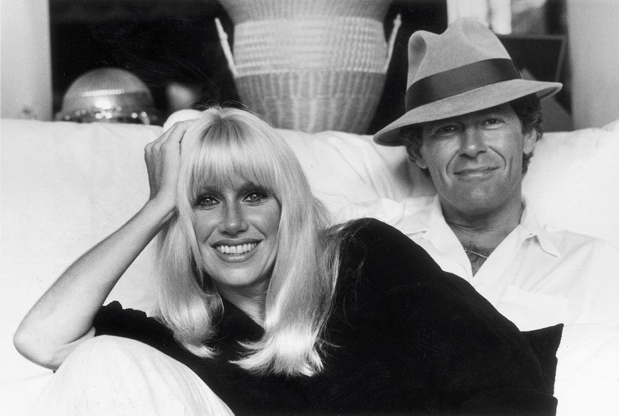 Suzanne Somers and Alan Hamel, 1980