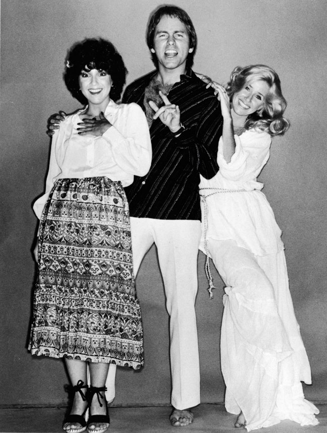Cast of Three's Company