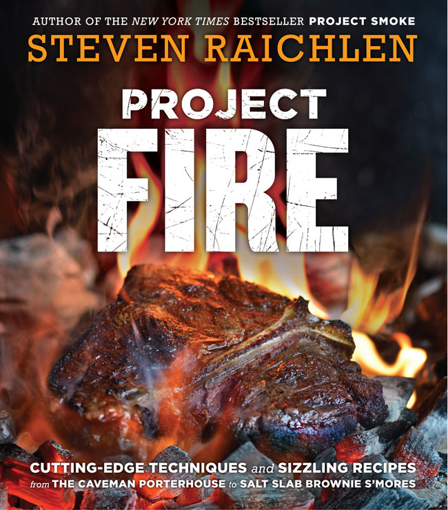 Project-Fire1by Steven Raichlen book cover