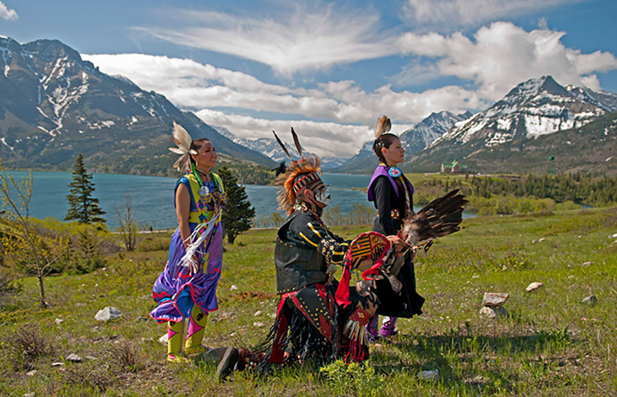 Indigenous travel