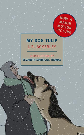 Book Cover of My Dog Tulip by J.R. Ackerley