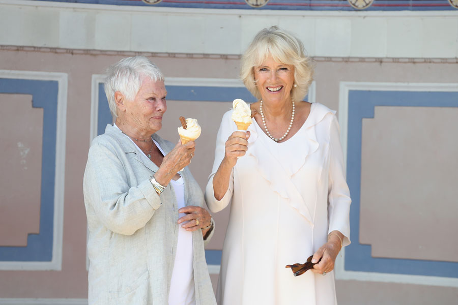 Camilla. Duchess of Cornwall