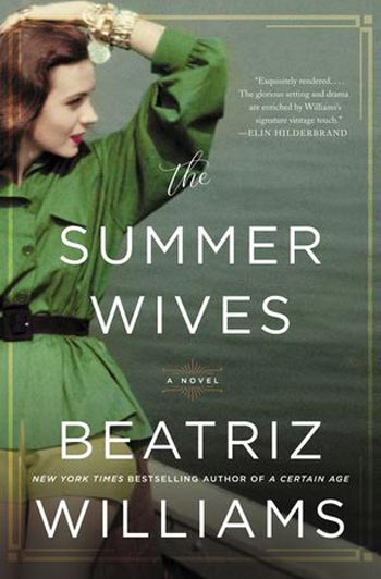 Book cover of Summer Wives by Beatriz Williams