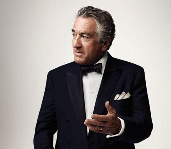 Robert De Niro causa cáncer de próstata