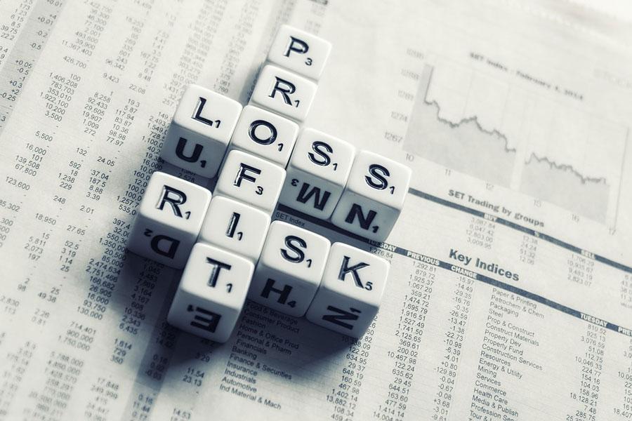 Stock market, investing, profit, loss, risk