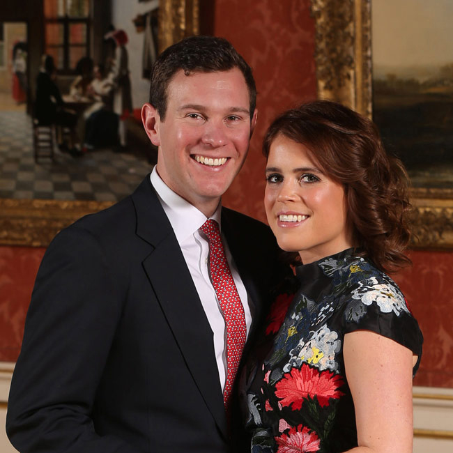Jack Brooksbank & Princess Eugenie