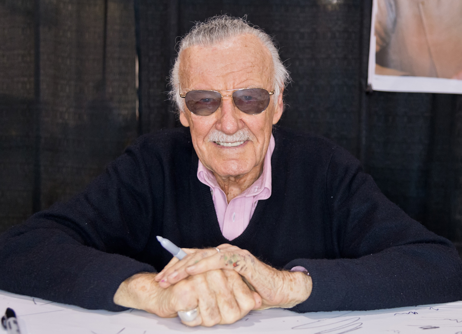Stan Lee, The Marvel Comics Legend, Had A Message For His Fans class=
