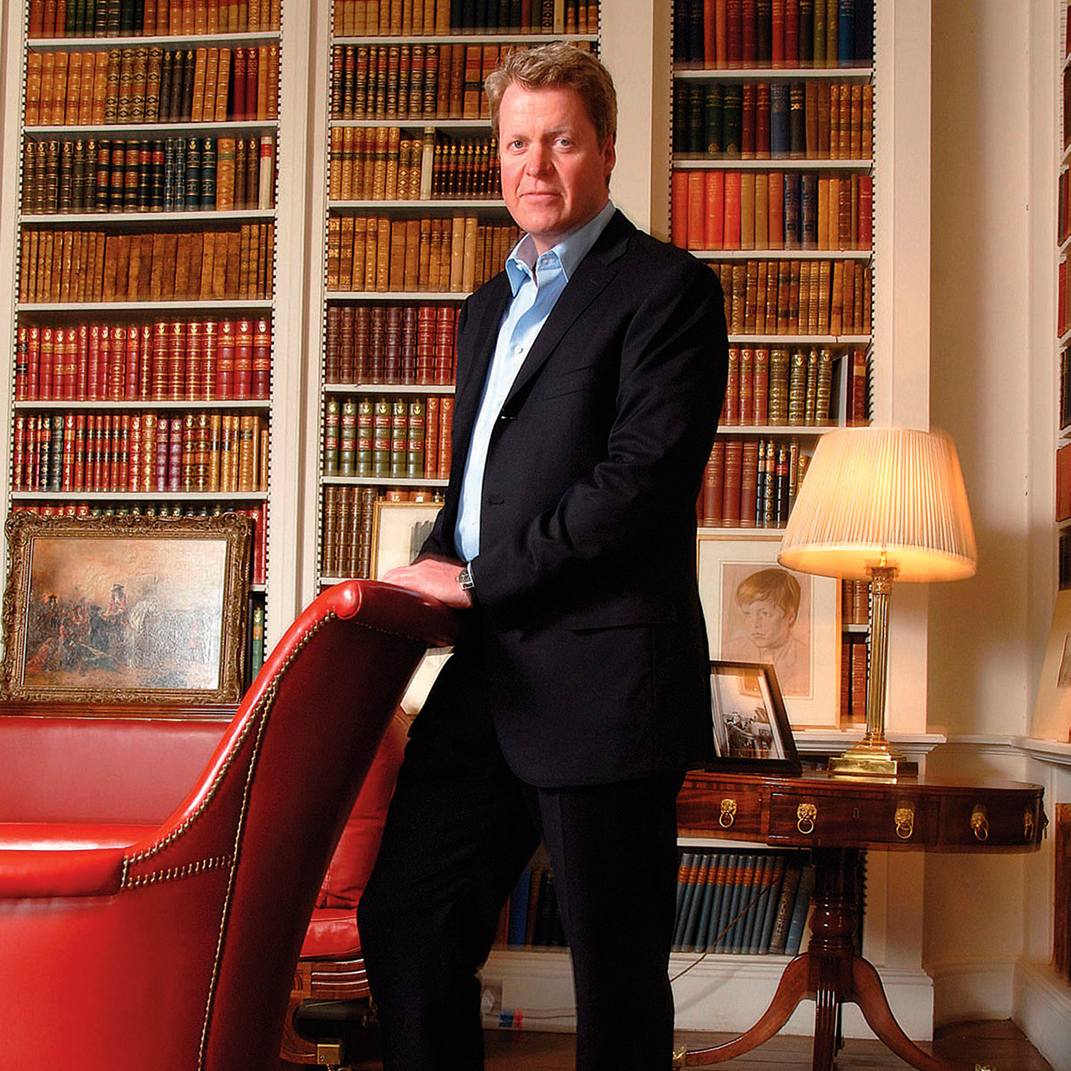 Charles, 9th Earl Spencer