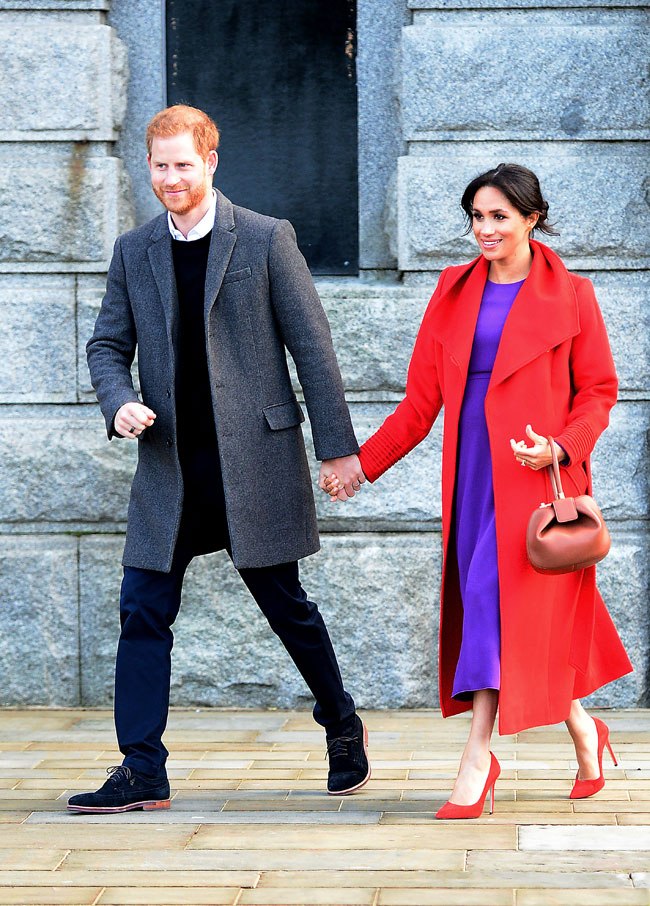 Prince Harry & Duchess of Sussex