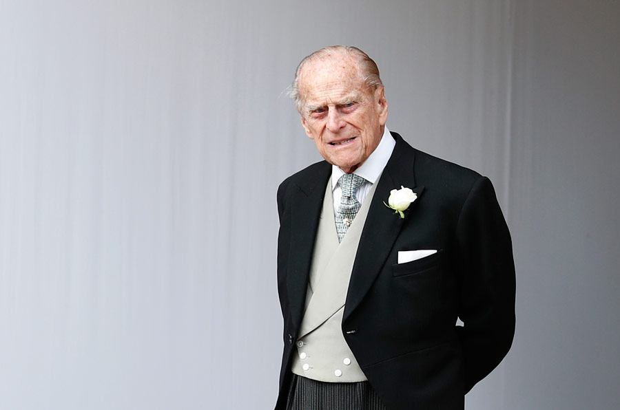 Prince Philip has not said sorry for auto crash, injured woman claims