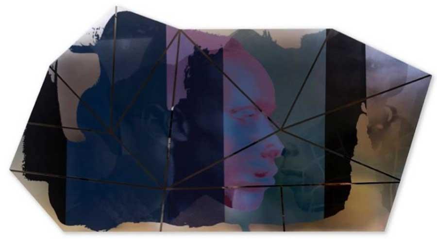 Mickalene Thomas' Femmes Noires exhibit is at the AGO until March 24.