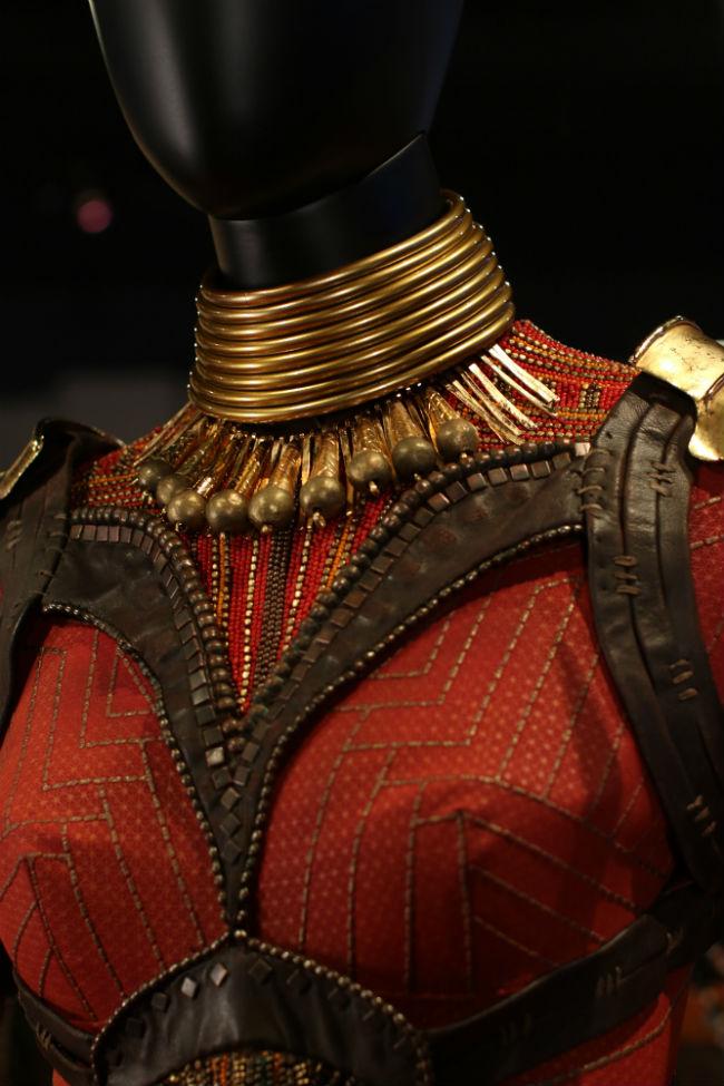Wakanda Warrior armour