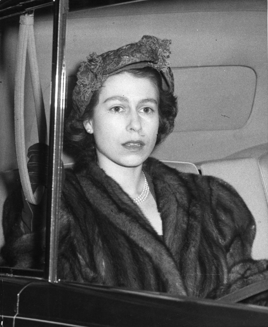 the day princess elizabeth learned she would become queen
