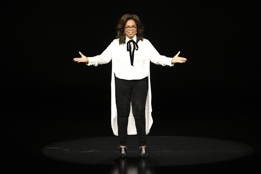 Oprah Apple TV Plus