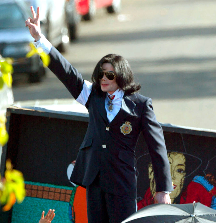 Smooth FM bans Michael Jackson songs amid fresh abuse allegations