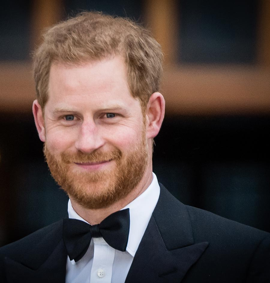 Prince Harry, Duke of Sussex attends the 'Our Planet' global premiere at Natural History Museum on April 04, 2019 in London, England. (Photo by Samir Hussein/Samir Hussein/WireImage)