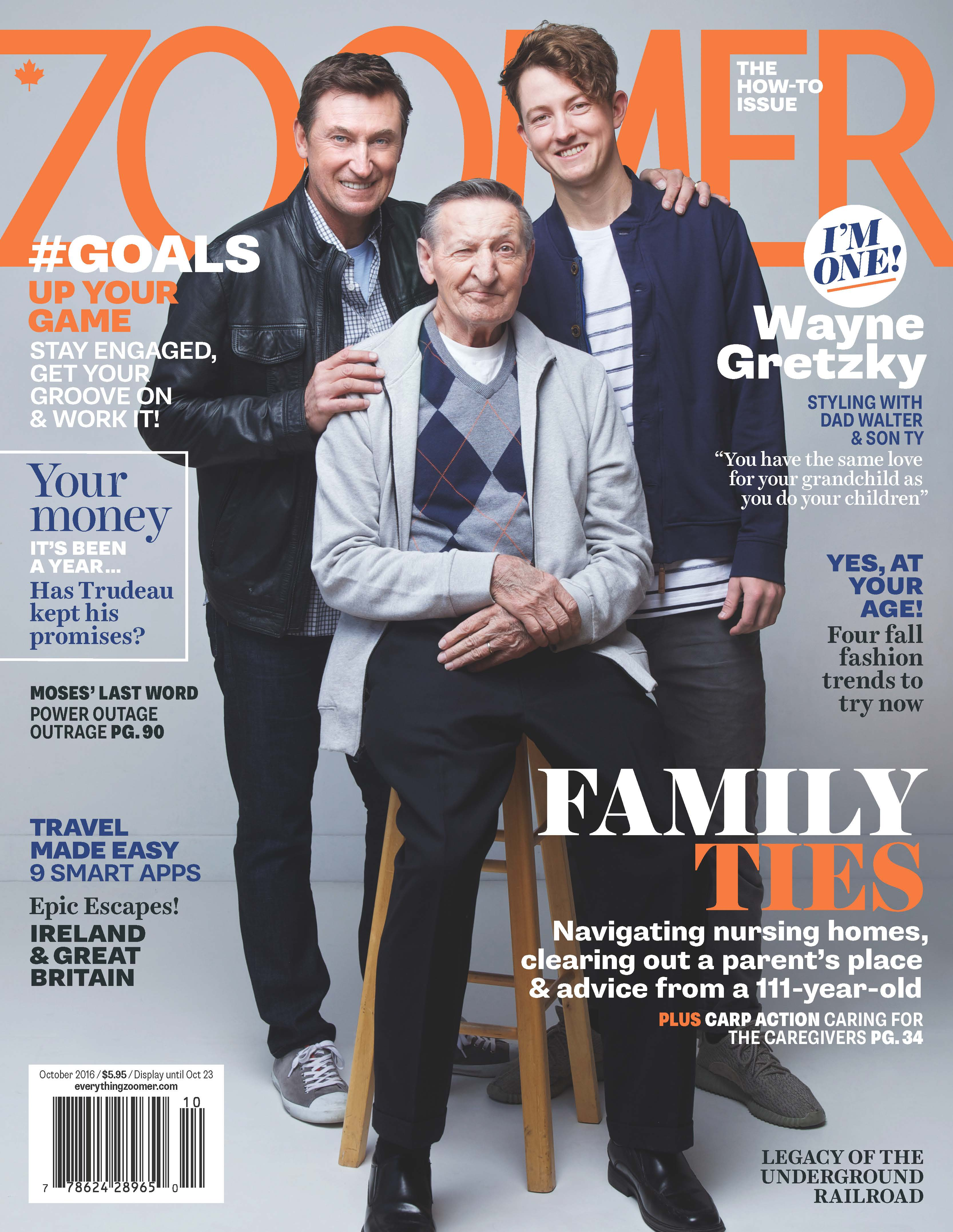 20 Years After Retiring Wayne Gretzky Keeps Scoring Everything Zoomer