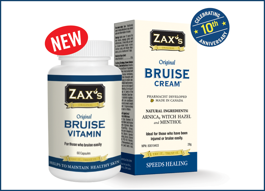 Easily Bruise? Now You Have Two Options to Use! - Everything