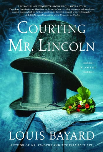 Book Cover: Courting Mr. Lincoln