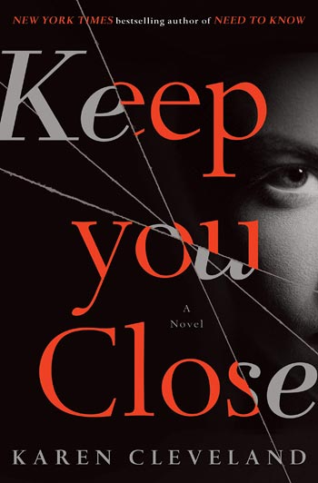 Book Cover: Keep You Close