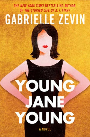 Book Cover: Young Jane Young